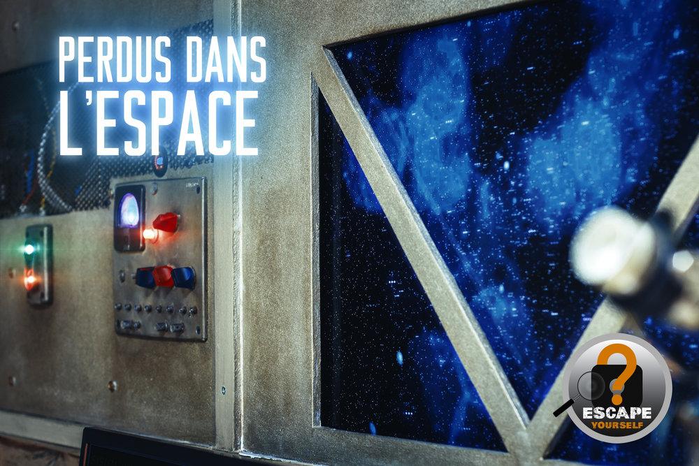 Enigme Perdus dans l'Espace