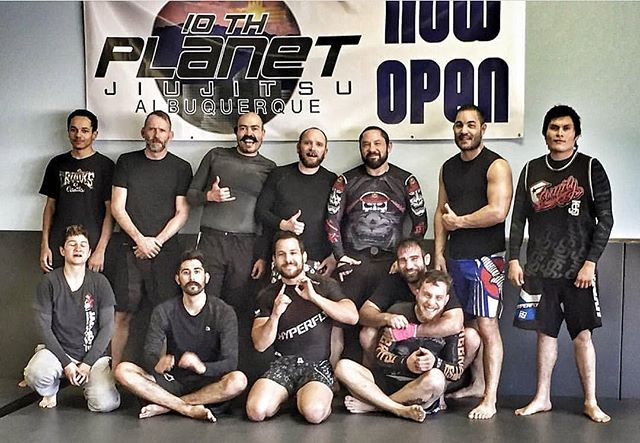 My how the time flies. Exactly 2 years ago. . 730 days later, we are still bringing that funky 10P no-gi style to the 505. . #darkhavenstudio #10pabq #jiujitsu #wrestling #submissiongrappling #muaythai #kickboxing #505 #burque #dukecityigers #enterthedarkness #growthandevolution #10p4l #10wo #eddiebravo