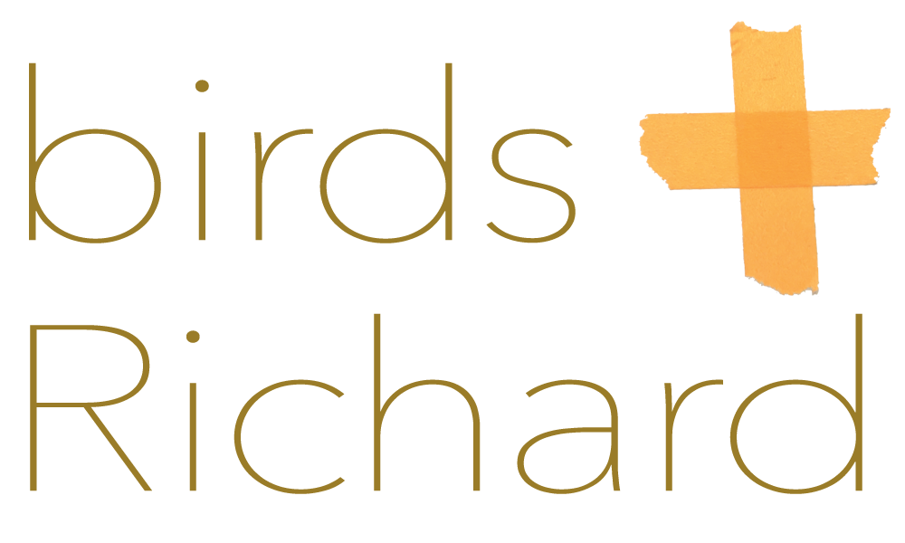 birds + Richard
