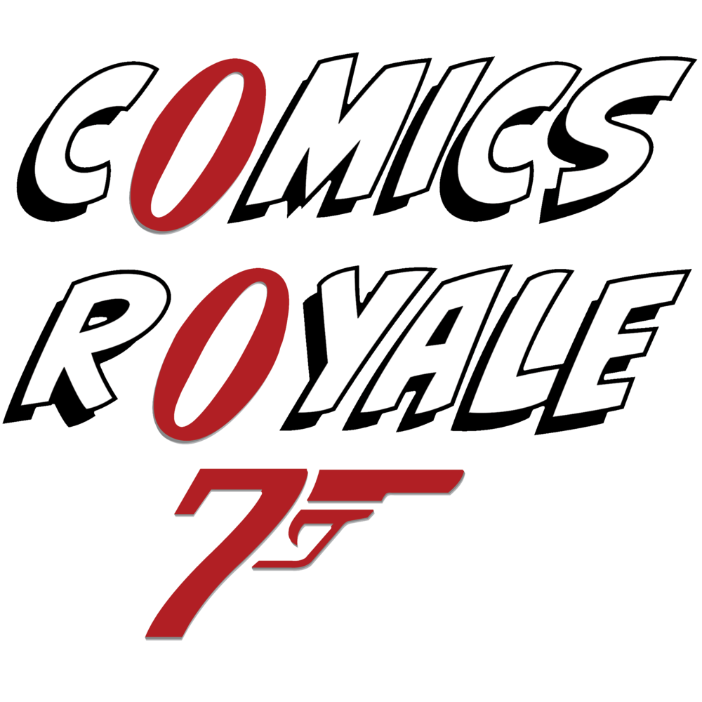 Comics Royale 007