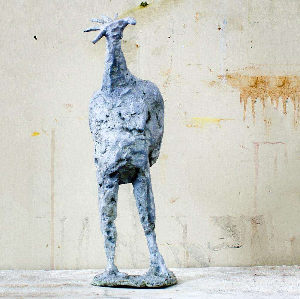 Humphrey (23x12cm. Bronze.)