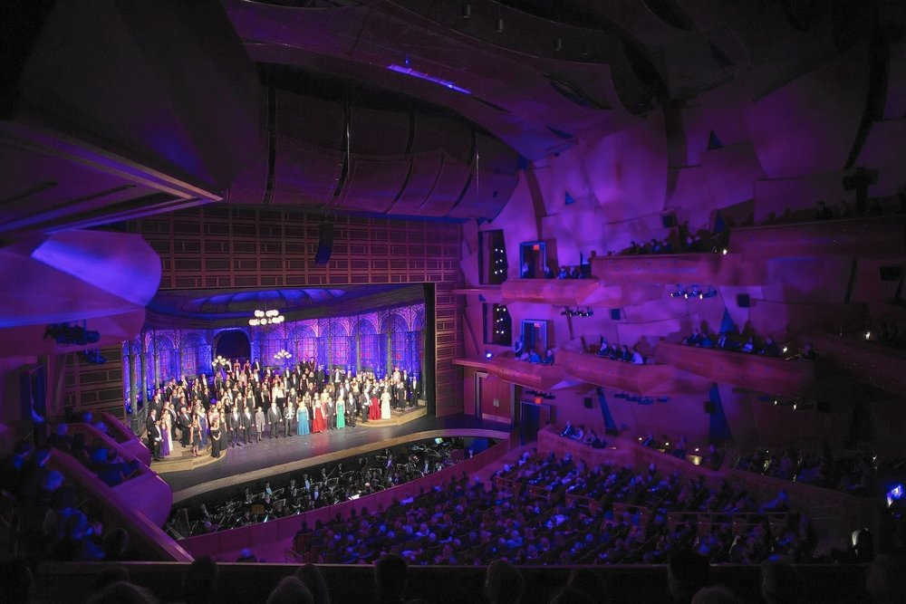 Opening of the Musco Center for Performing Arts in Orange, CA
