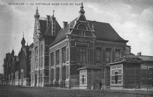 ADDRESS - HOTEL DE LA POSTE | TOUR & TAXIS | BRUSSELS | BELGIUMTour & Taxis, Avenue du Port 88, 1000 Brussel
