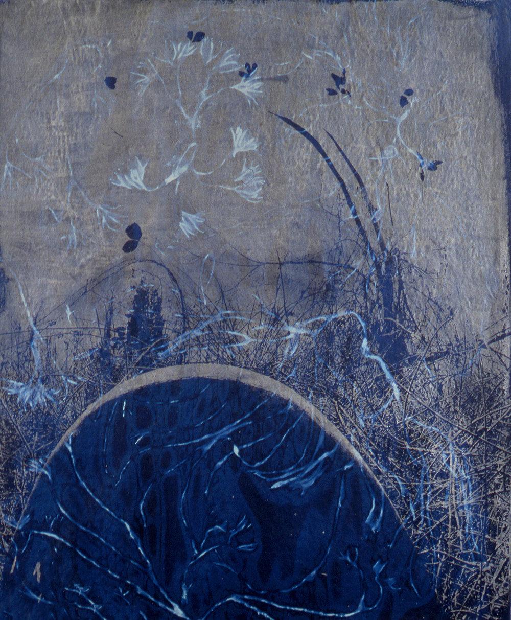 Landscape Blues series (view 1)