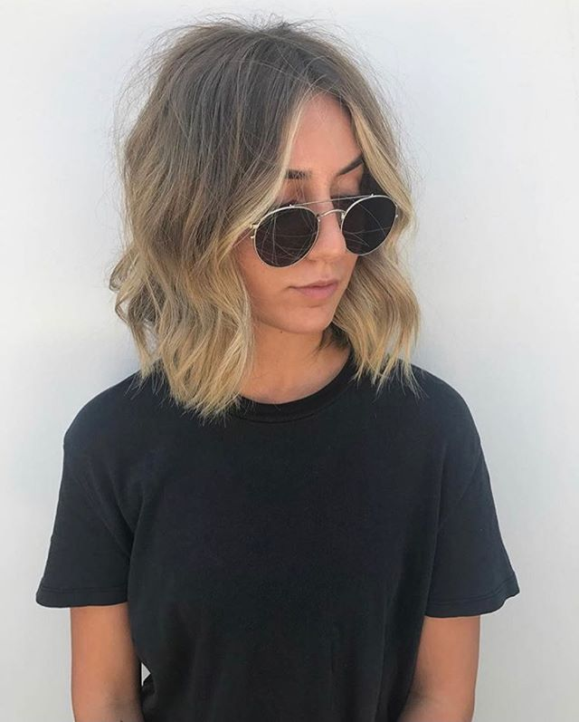 short and B E A C H Y✨  cut by @laurenclarkla