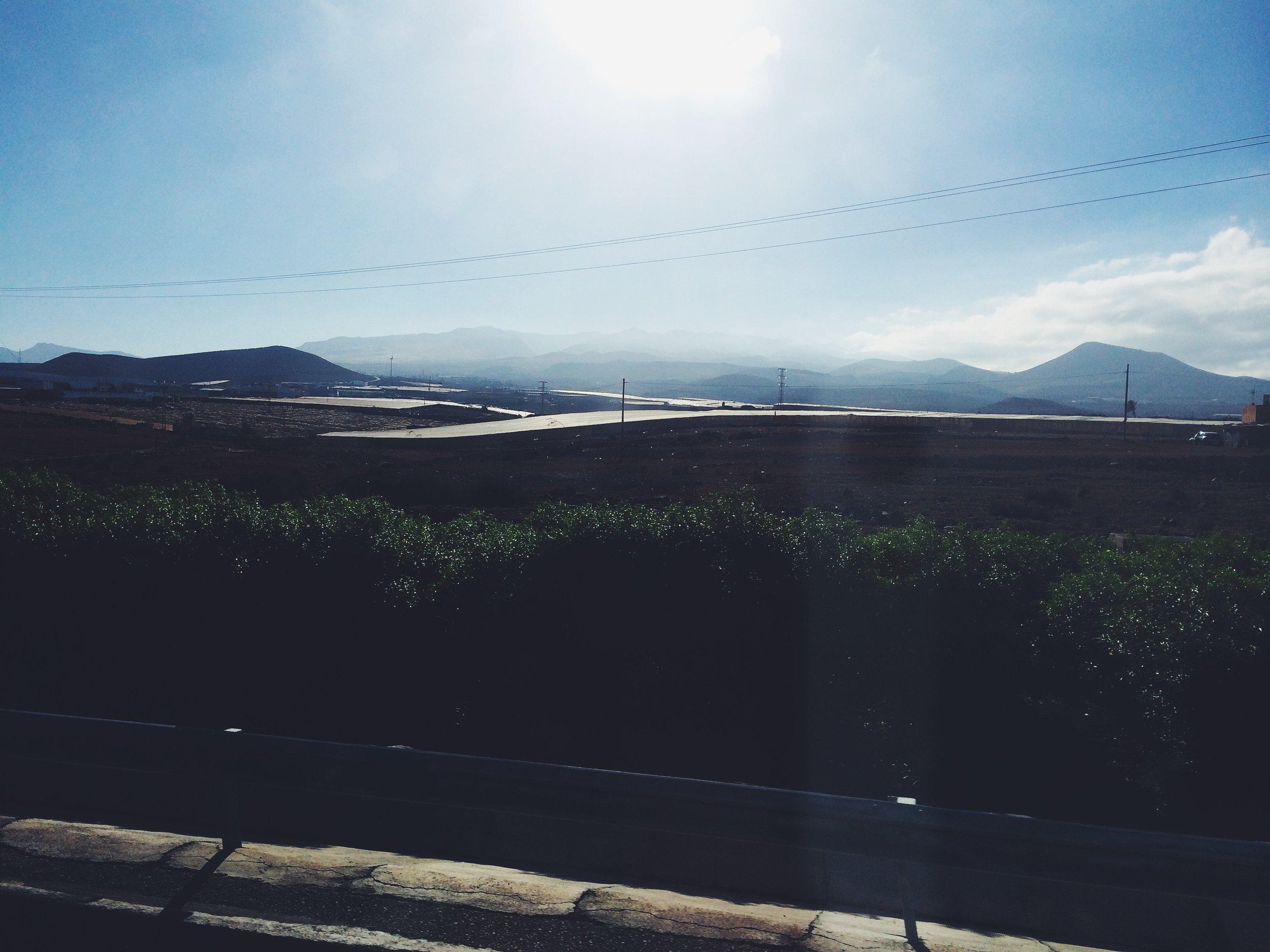 Gran Canaria - Bergen