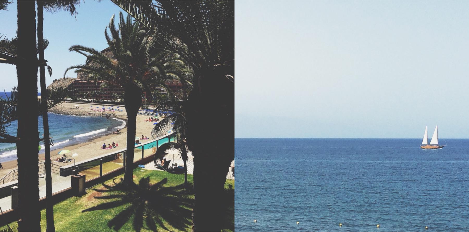 Gran Canaria - Utsikten