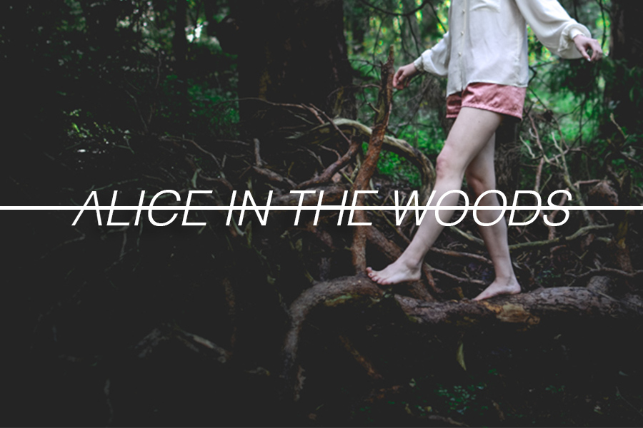 Alice In The Woods Logo
