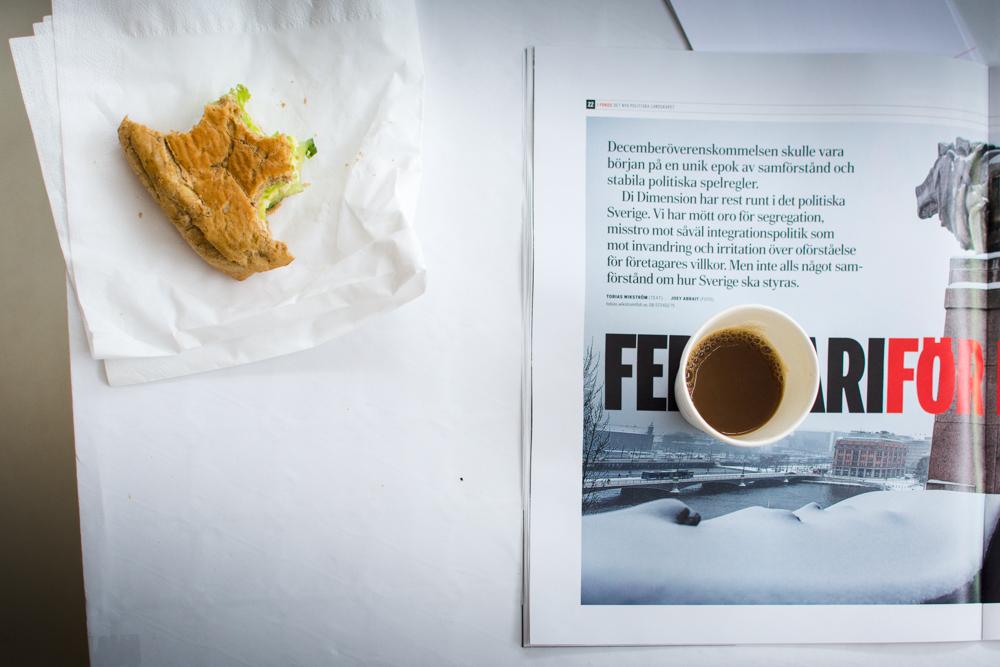 Frukostseminarium Mynewsdesk med Jerry Silfwer