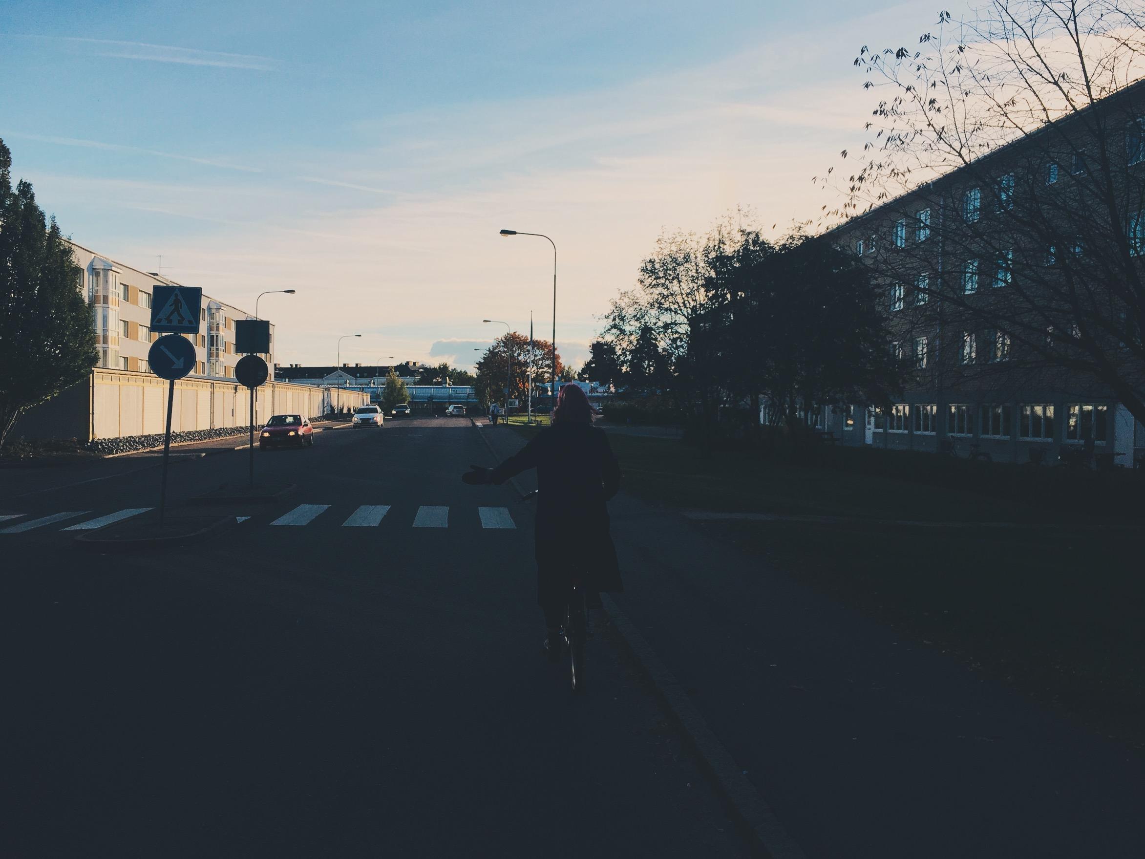 Cykla runt i Västerås