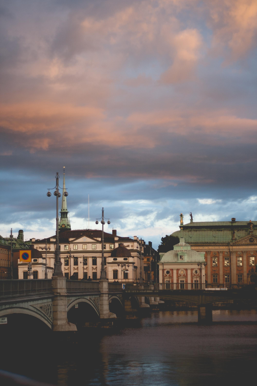 Väder i Stockholm