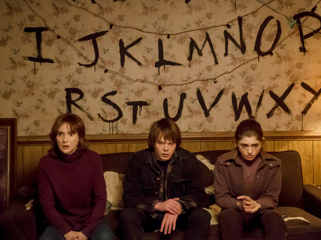 Serie 2: Stranger Things