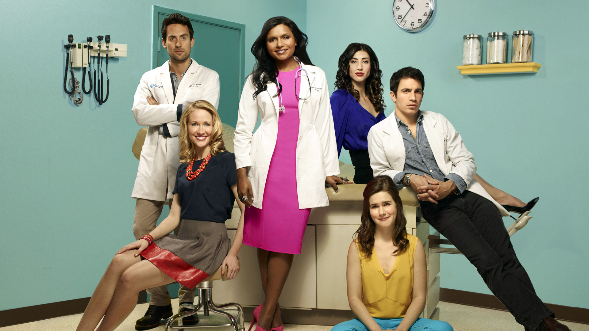 Serie 1: The Mindy Project