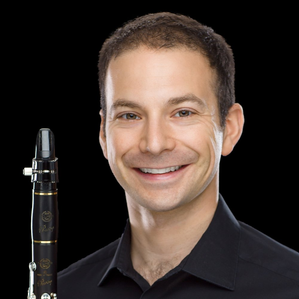 Jeremy Eig, clarinet