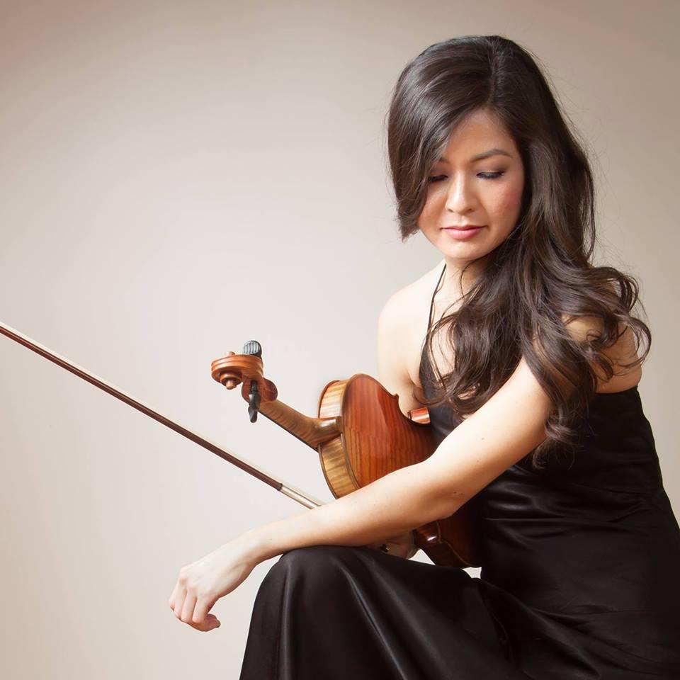 Rachel Shapiro, violin II (Aeolus Quartet)