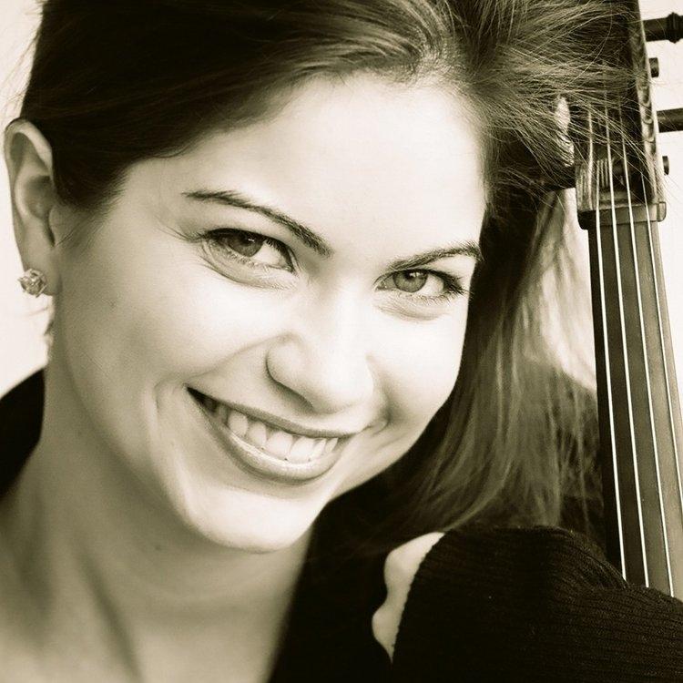 Caitlin Lynch, viola    (Aeolus Quartet)