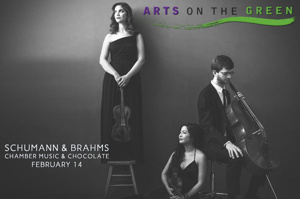 Schumann & Brahms - February 14, 2019 | 8 PMKentland Mansion, Gaithersburg, MD
