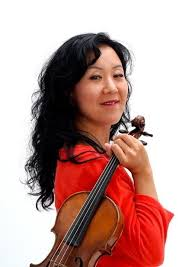 Akemi Takayama , violin  Akemi Takayama is known worldwide for her musical artistry and passion as well as for the extensive range and versatility of her repertoire. With a unique blend of warmth and excitement, her masterful performances have enthralled audiences throughout Japan, France, England, Turkey, Israel, and the U.S. Currently the concertmaster of both the Roanoke Symphony and the Williamsburg Symphony Orchestra, Takayama is also an Associate Professor of Violin, holding the Victor Brown Endowed Chair in Violin, in the Shenandoah Conservatory at Shenandoah University, where she works with private students and chamber groups.