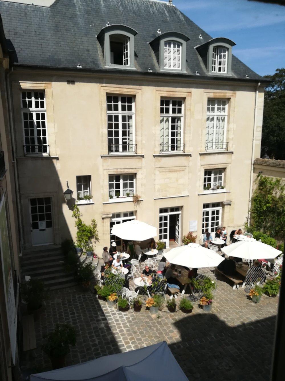 The  Café Suédois