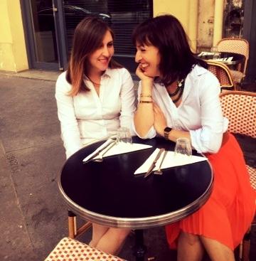 Blisshood Founder--Ariadna & Cindy Castronovo