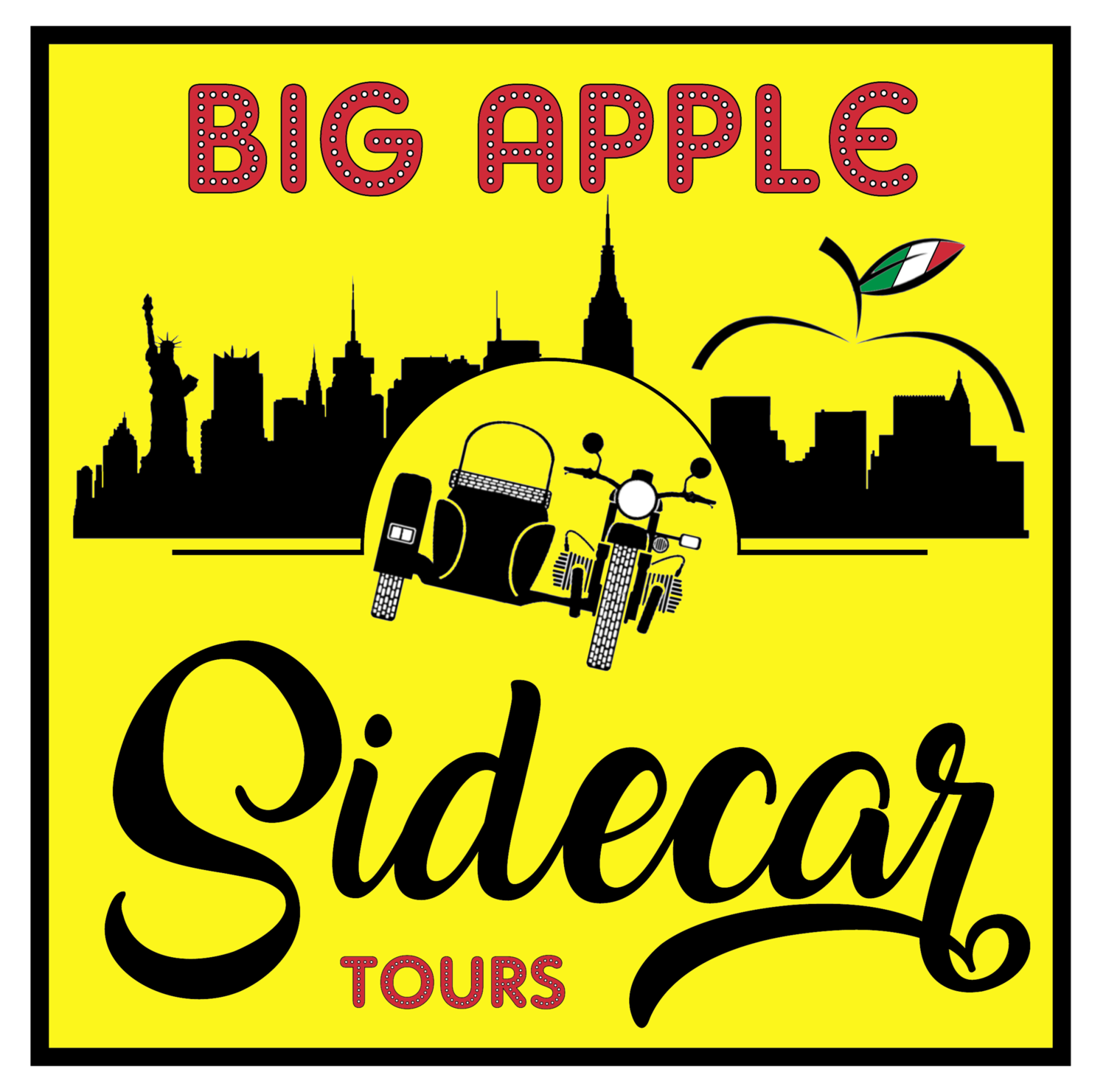 Big apple Sidecar