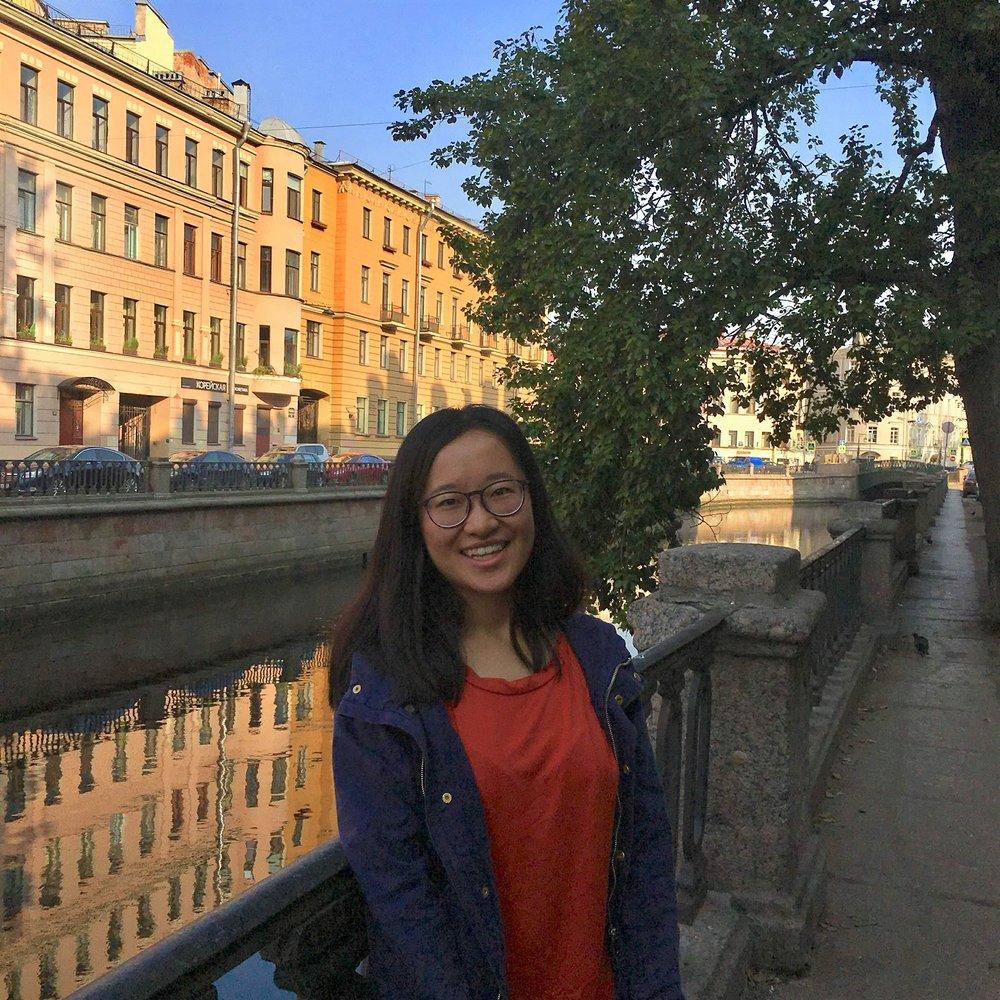 Wenchin Zhang - China Coordinator   Fudan University C'20   ChinaCoordinator@thinkoceanglobal.org