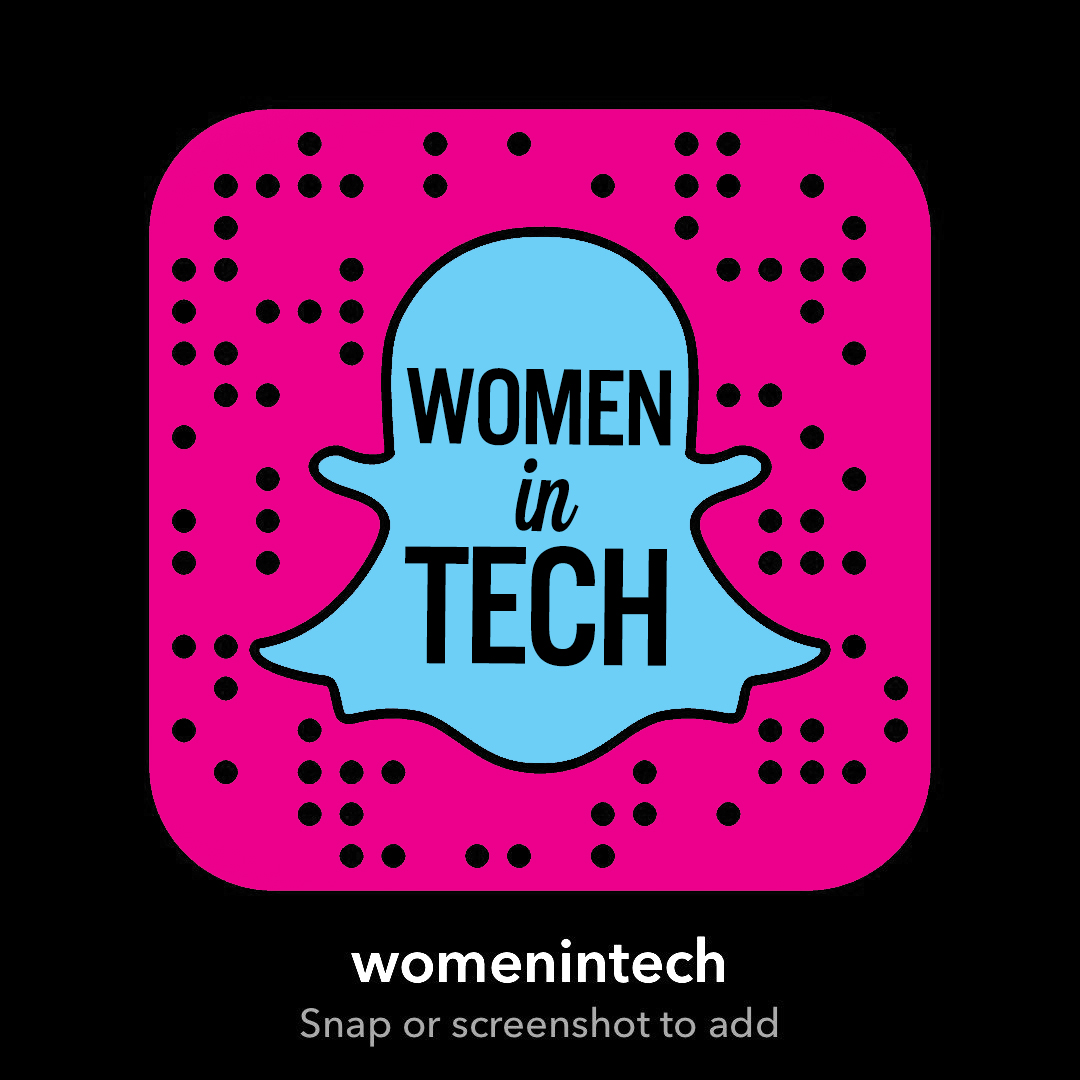 womenintech snapchat takeover