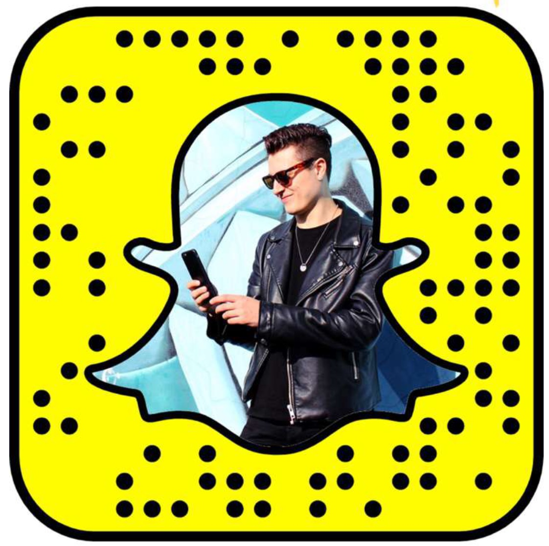 Andy Burgess Snapchat filmmaker and creator