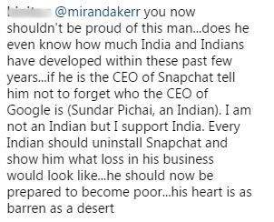 delete snapchat india