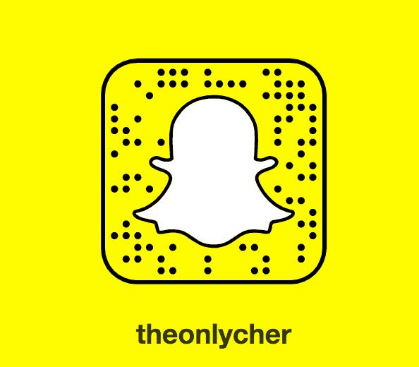 cher snapchat username