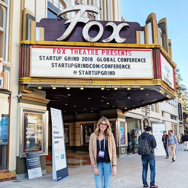 Back at @startupgrind Global Conference, this time as a speaker 😎 Talking about Snapchat and how to make it work for business. 👻 It feels like many people gave up on Snapchat or never really started using it for the business but I hope to inspire those who are on the fence and show them the amazing tools that Snapchat offers. ✌️ . #StartupGrind #startup #startups #startupgrind2018 #snapchat #sbapchatmarketing #snapchatforbusiness #siliconvalley #siliconvalleylife