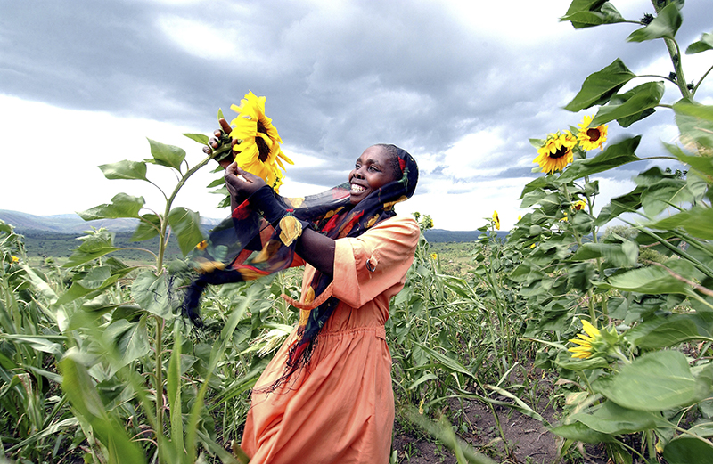 Oxfam- Rwandan