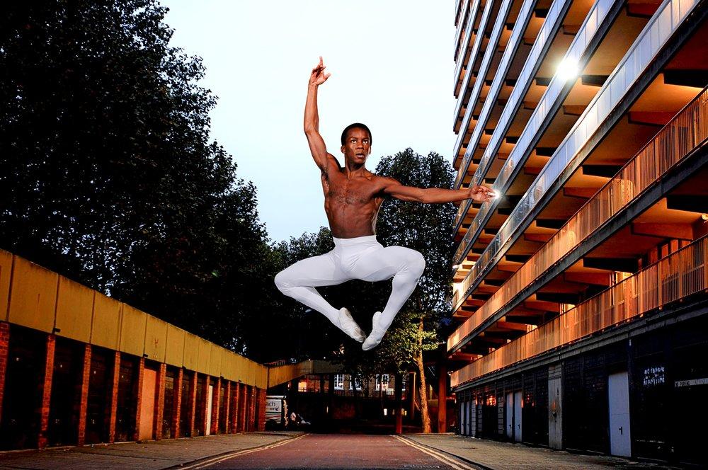 Shevelle Dynott, Dancer