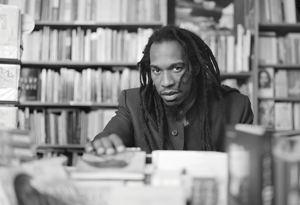 Benjamin Zephaniah - The Black Britannia Photo exhibition