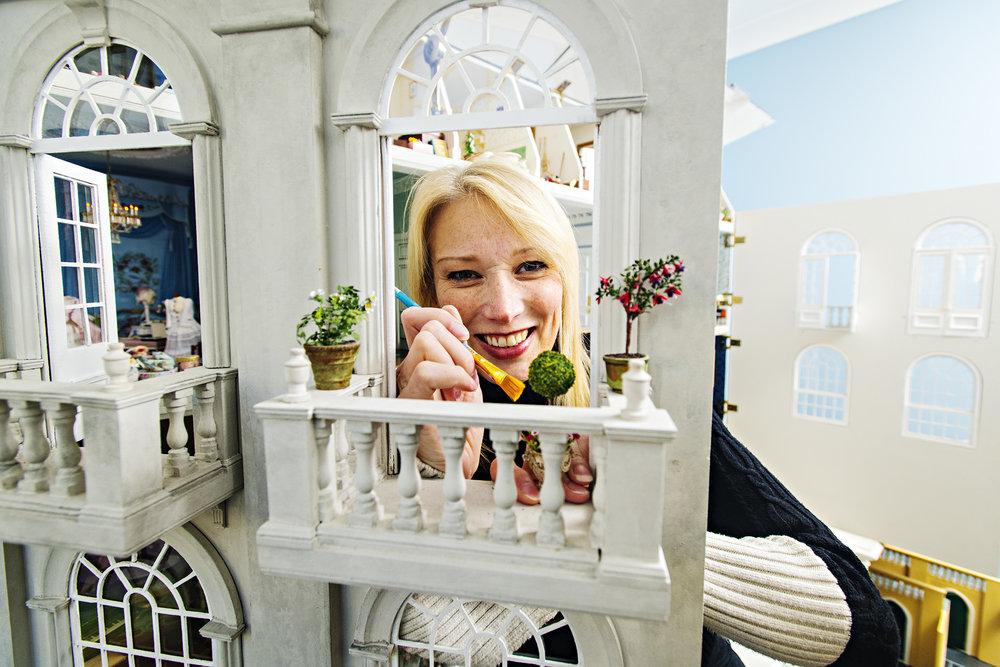 Odd- Jobs Feature - Dolls House designer