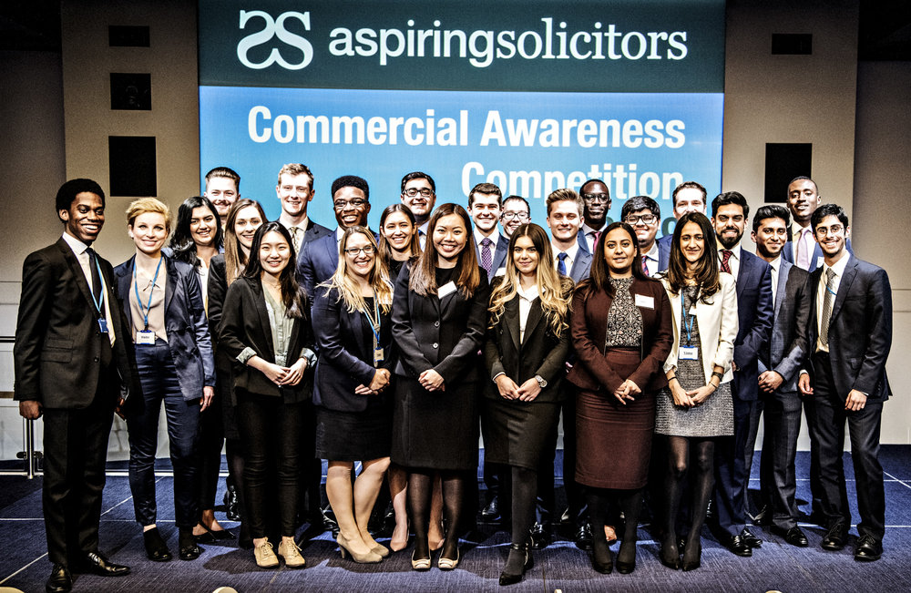 Aspiring Solicitors - The Commercial Awareness Competition