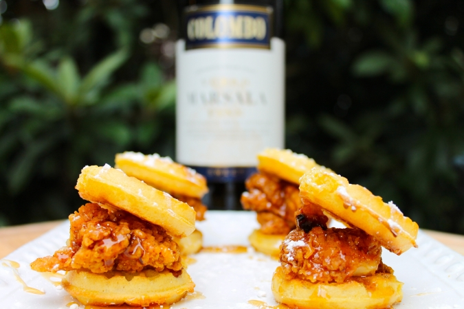 Mini Chicken and Waffles 2.jpg