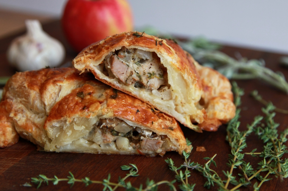 ROASTED GARLIC AND HERB PORK PASTY.jpg