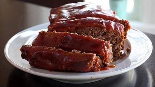 Mama Falk's Meatloaf