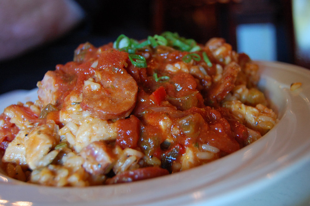Oregon Duck Jambalaya