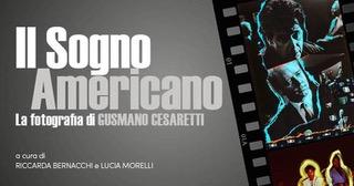 Il Sogno Americano. La Fotografia di Gusmano Cesaretti3/24/18 - 5/27/18 - Fondazione Giuseppe LazzareschiPiazza Felice Orsi 1Porcari (LU), Italy 55016