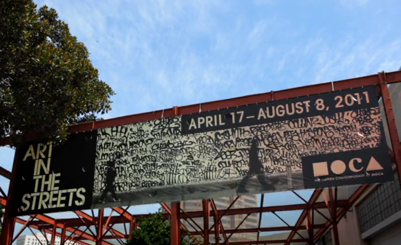 Outside In: The Story of Art in the Streets (2011)