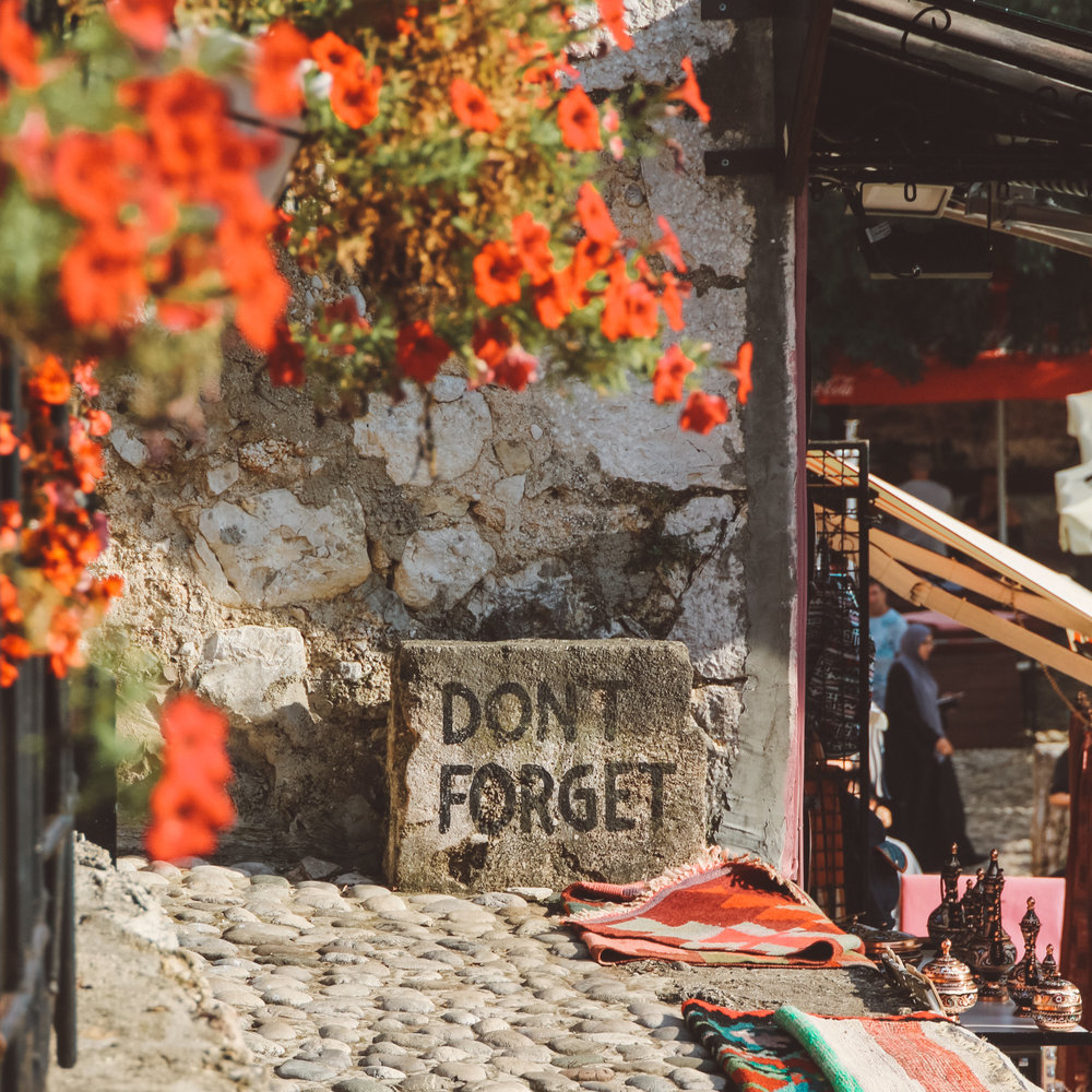 Old Town, Mostar