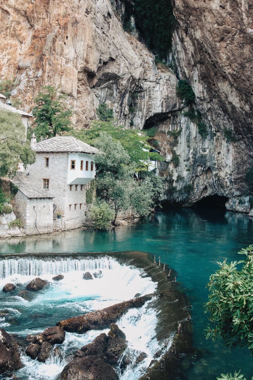 Blagaj Monastery