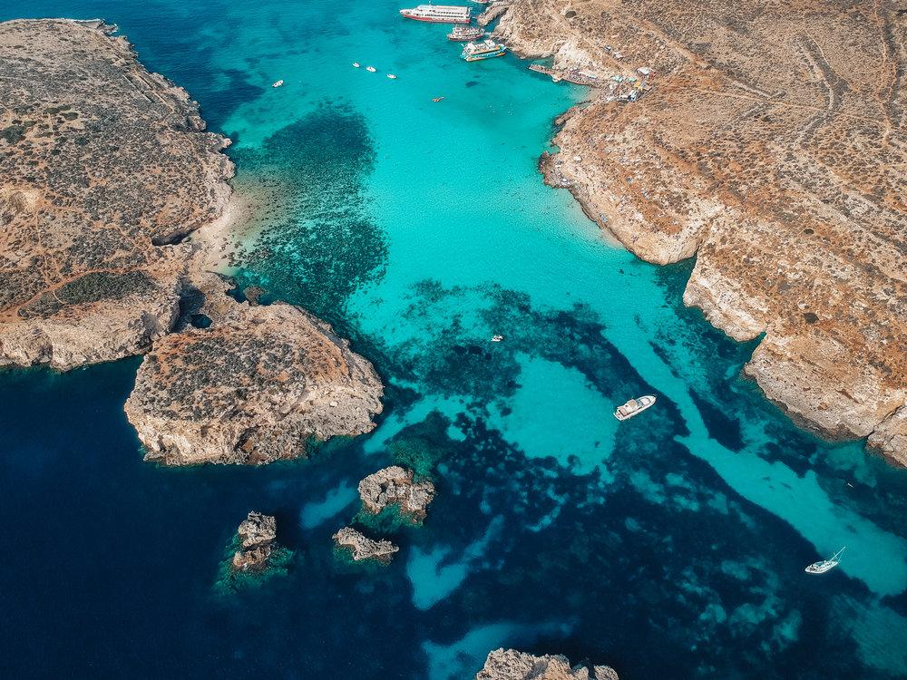Exploring Malta A Day Trip To Comino Island S Blue Lagoon