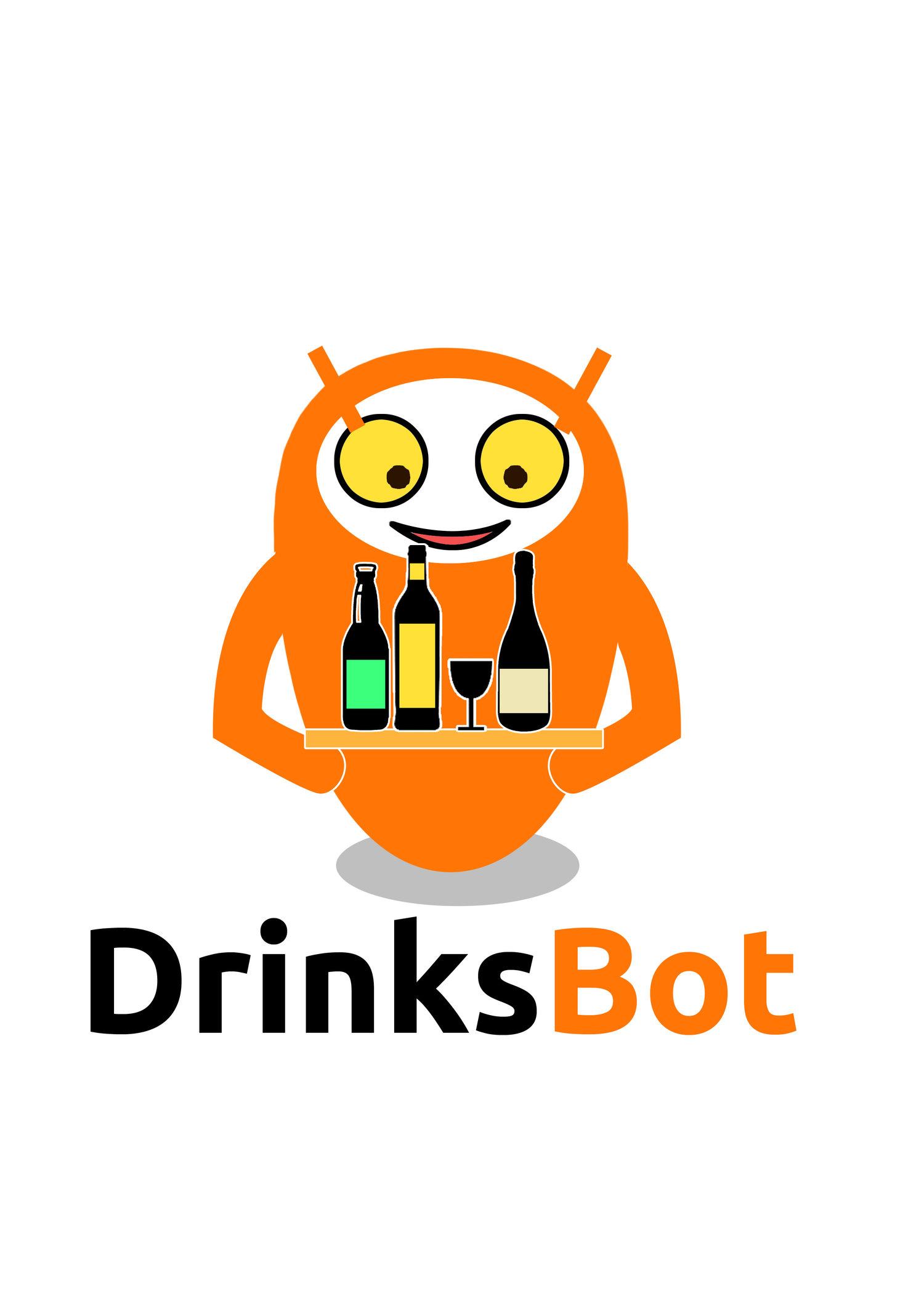 Drinks Robot — DrinksBot