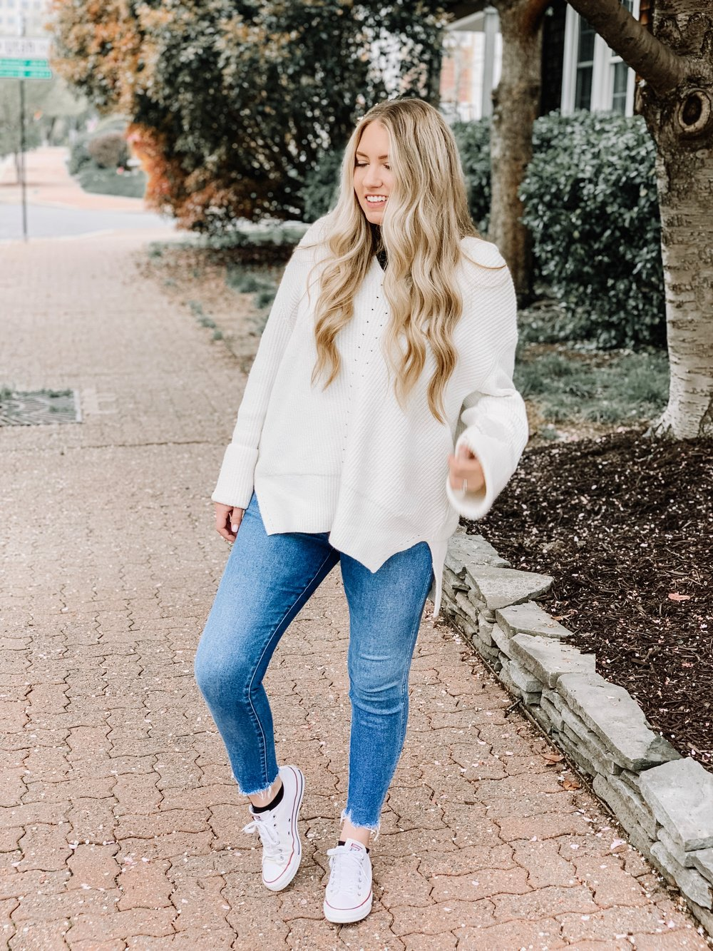 Sweater:  here  / Jeans:  here  / Shoes:  here