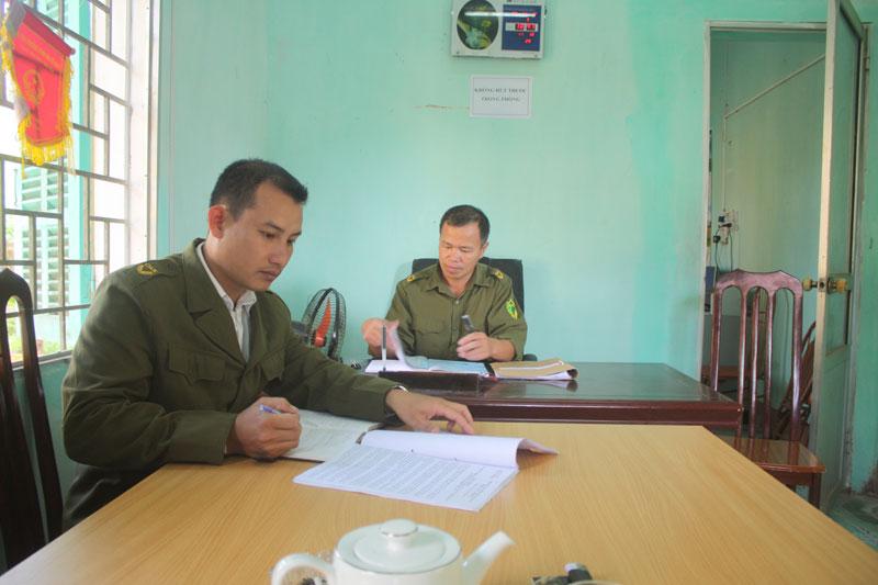 Mai Chau Police Station