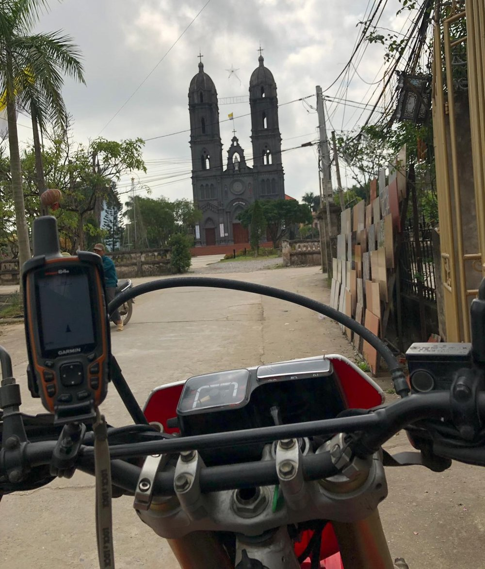 A personal tour guide right on your handlebars