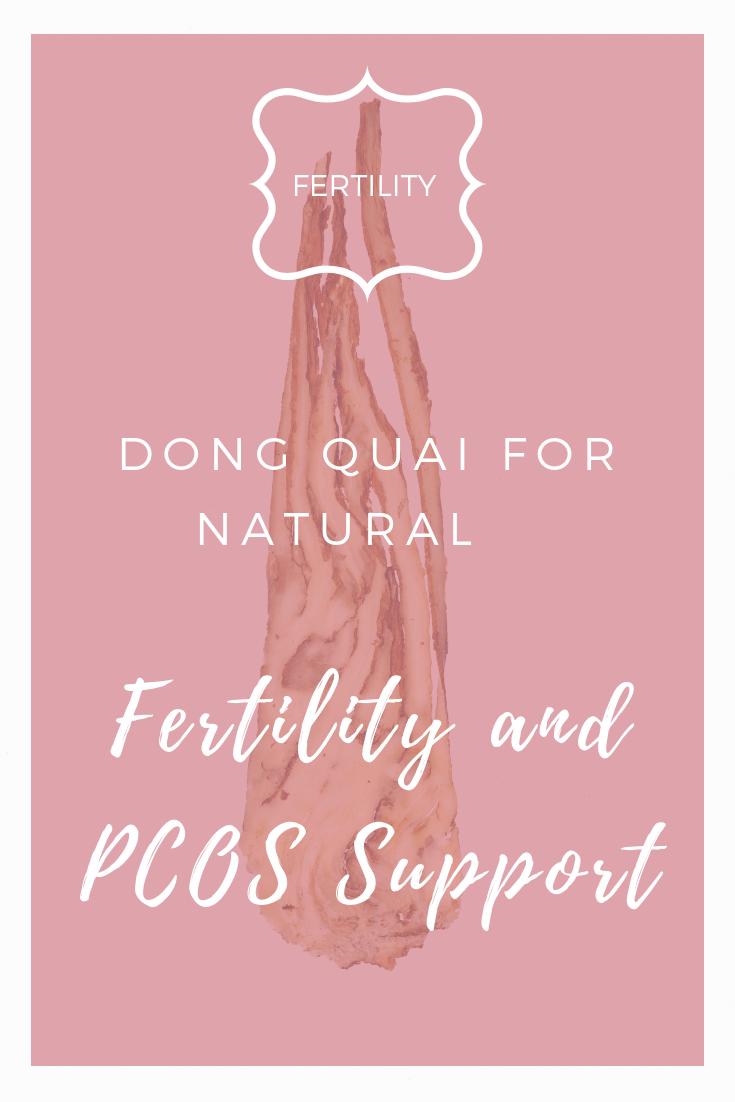 Dong Quai for Fertility & PCOS — Flutter Fertility Coaching